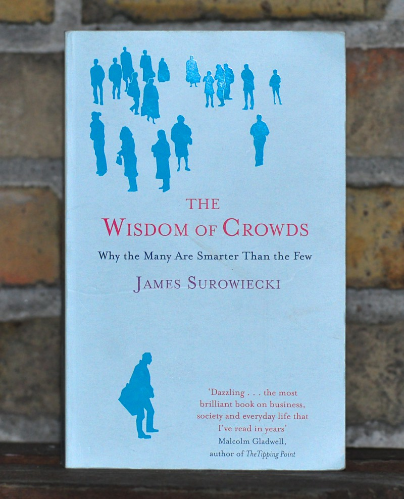 James Surowiecki: The Wisdom of Crowds
