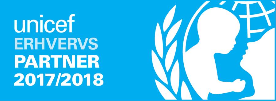 Unicef Erhvervspartner 2017/18